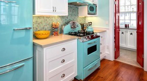 15 Wonderfully Made Vintage Kitchen Designs