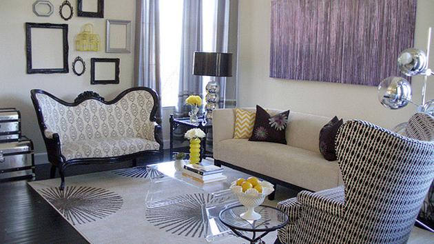 15 Fabulous Vintage Living Room Ideas