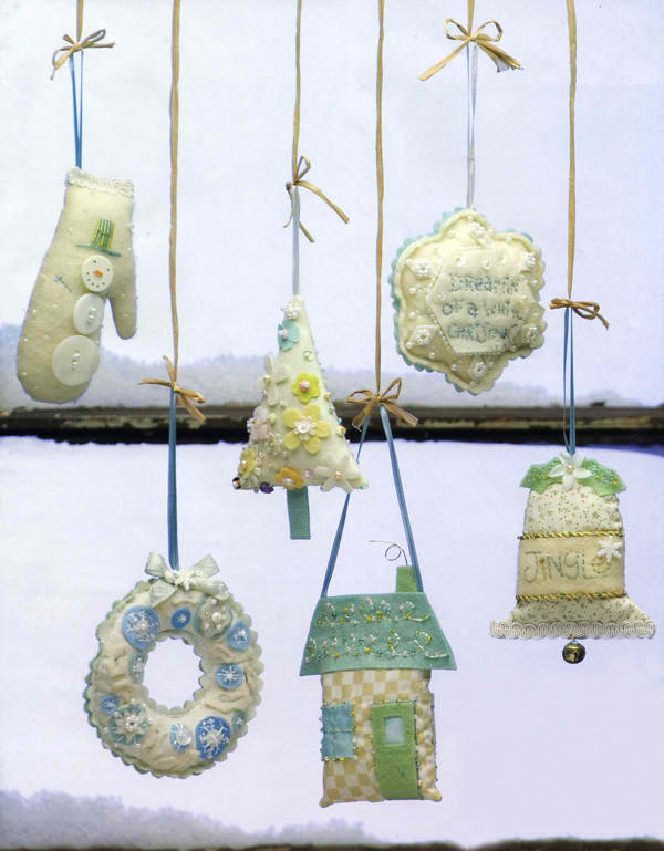 15 Creative DIY Christmas Tree Ornaments Home Design Lover