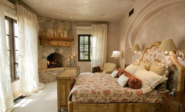 Romantic Master Bedroom 16 sensual and romantic bedroom designs | home design lover