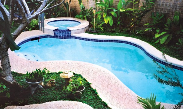 Free Form Pool 6