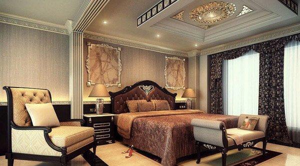 classic honeymoon sweet room
