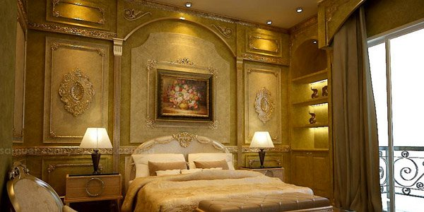 Feel The Grandeur Of 20 Classic Bedroom Designs Home Design Lover