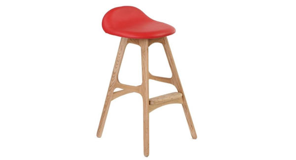 15 Red Modern Bar Stool Designs Home Design Lover : 14 replica buch from homedesignlover.com size 600 x 359 jpeg 13kB