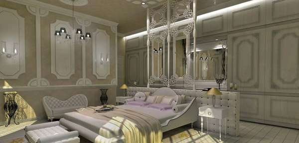 Feel the grandeur of 20 classic bedroom designs home for Main bedroom ideas