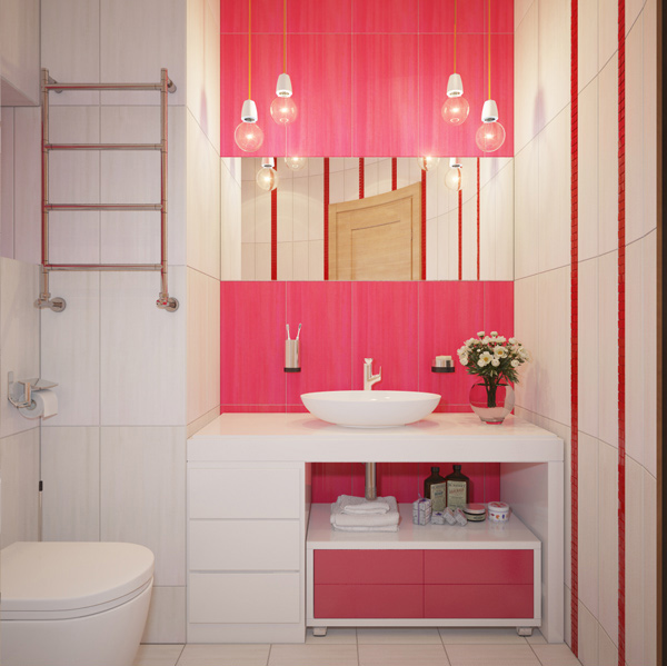 15 chic and pretty pink bathroom designs home design lover Pink bathroom ideas pictures