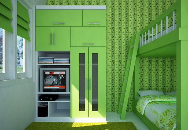 Pics Photos - Green Bedroom Designs Green Bedroom Design Ideas