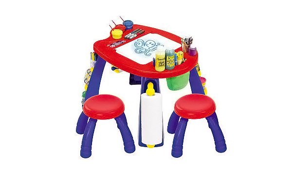 Crayola Table