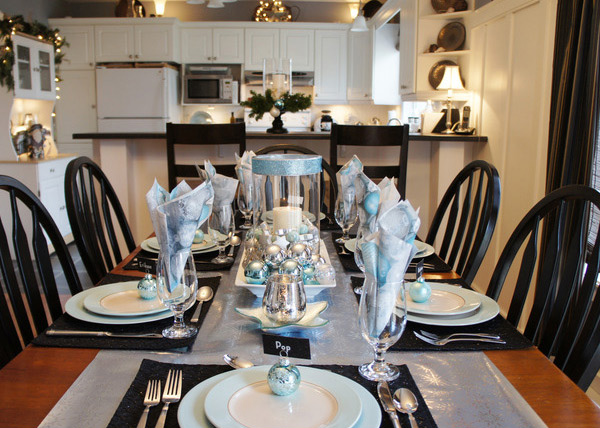 20 Christmas Table Setting Design Ideas Home Lover
