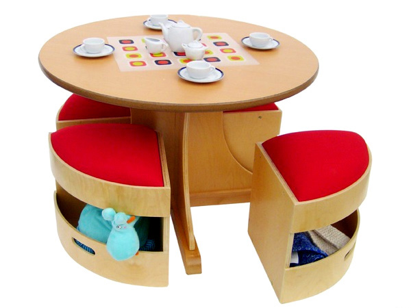 15 Kid S Table And Chair Sets For Livelier Activity Time