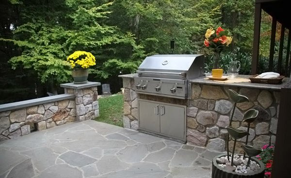 Outdoor Kitchen 11