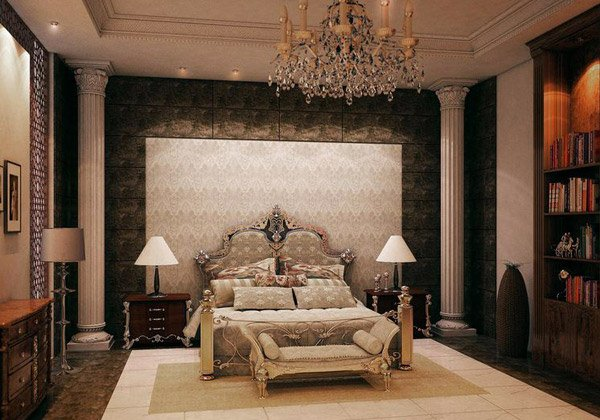 Feel the grandeur of 20 classic bedroom designs home for Classic bedroom design