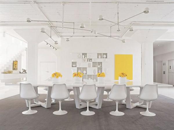 Minimalist Dining Interior Design