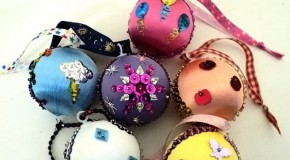 15 Creative DIY Christmas Tree Ornaments