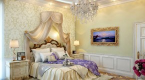 Feel the Grandeur of 20 Classic Bedroom Designs