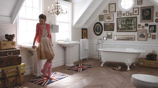 15 stylish eclectic bathroom design ideas | home design lover