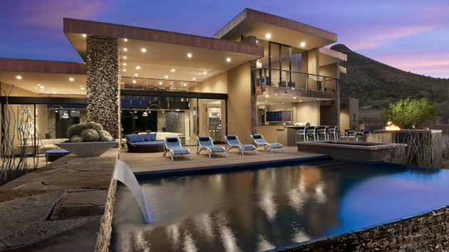 20 geometric pool designs with corners and sleek lines home design lover