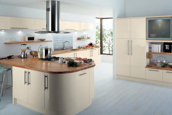 Kitchen Ideas Gloss