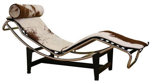 15 elegant and sensual chaise longue designs home design for Chaise longue le corbusier precio