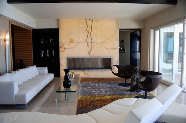 Contemporary Fireplace Design