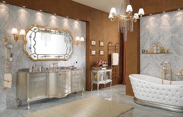 15 Ultimate Luxurious Romantic Bathroom Designs Home Design Lover
