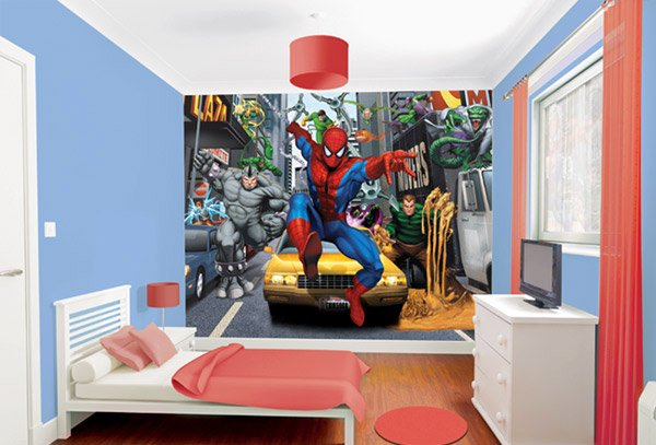 15 Boys Themed Bedroom Designs Home Design Lover