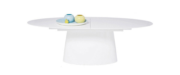 gorgeous oval dining table designs  home design lover, Dining tables