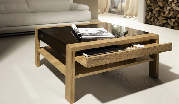 Solid Structured Fresh Table Beech