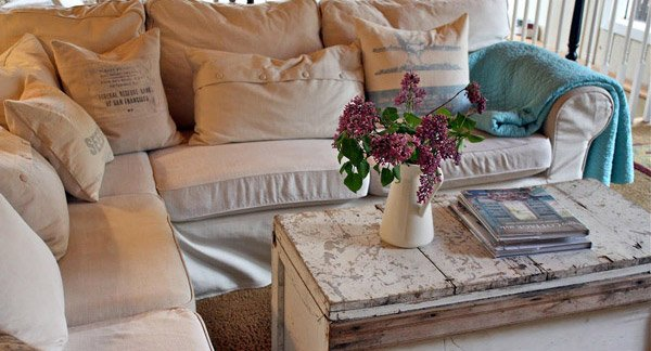 Dreamy White Shabby