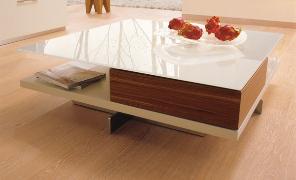 15 modern center tables made from wood home design lover for Latest center table design