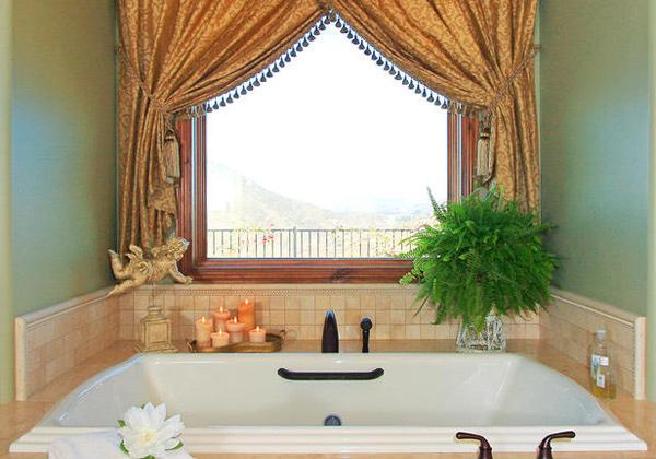 Smart Sunken Bath