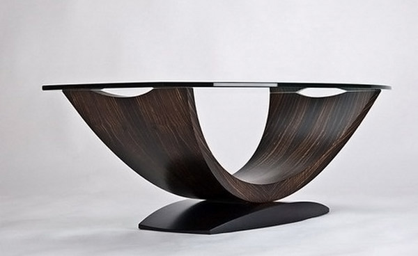 Comdesigner Center Tables : 15 Modern Center Tables with Curves  Home Design Lover