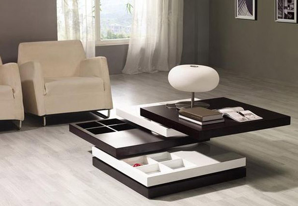 Mix Modern Coffee Table