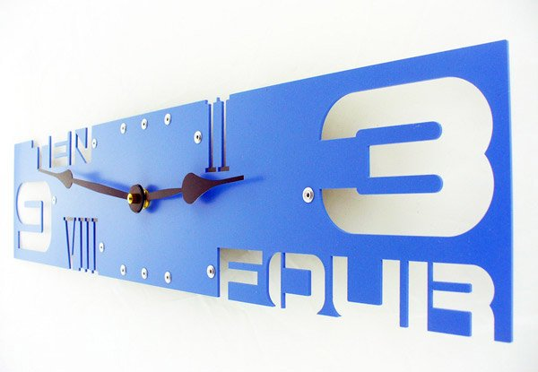 Outnumbered IV Modern Wall Clock