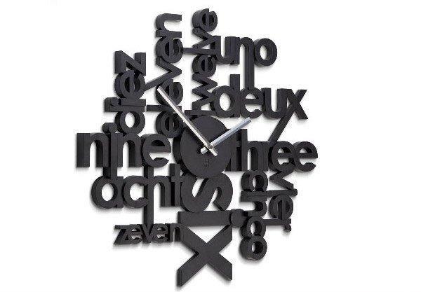 Polyglot Clock