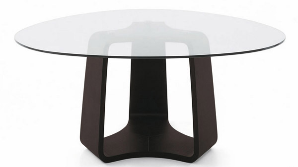 20 Exceptional Round Dining Table Designs Home Design Lover : 6 theo from homedesignlover.com size 600 x 368 jpeg 19kB