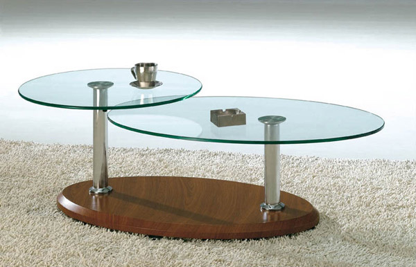 Modern Glass Table