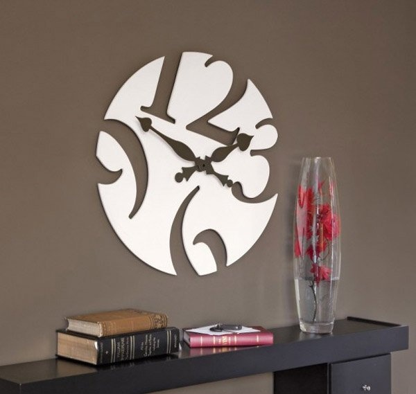 15 Modern Wall Clock Designs Good for Wall Decor | Home Design Lover