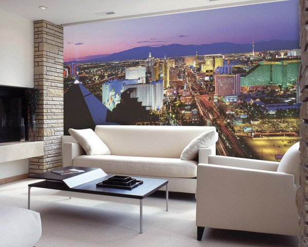 Awesome Living Room Murals Gallery Room Design Ideas