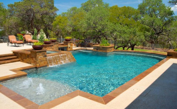 Swimming Pool Design Shape To Know The 10 Different Shapes Of Swimming Pools Home Design Lover