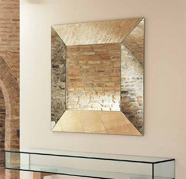 U Modern Mirror