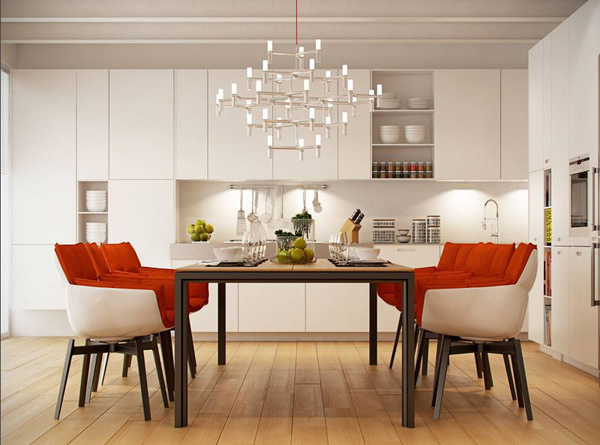 Dining Interior Updated