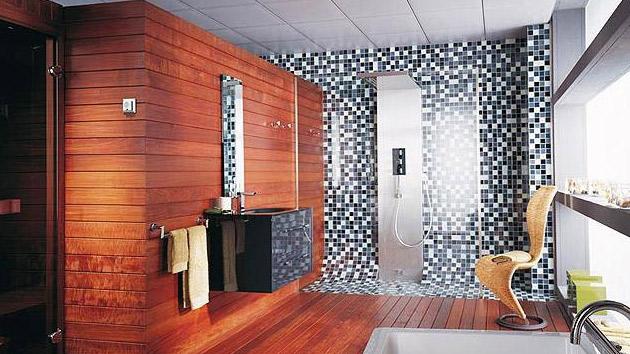 Mosaic Tile Designs For Bathrooms
