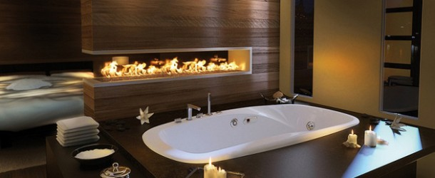 15 Ultimate Luxurious Romantic Bathroom Designs