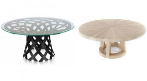 20 Exceptional Round Dining Table Designs