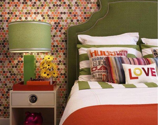 15 funky retro bedroom designs home design lover for Retro bedroom ideas