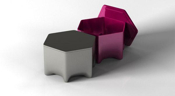 Geometric Coffee Tables