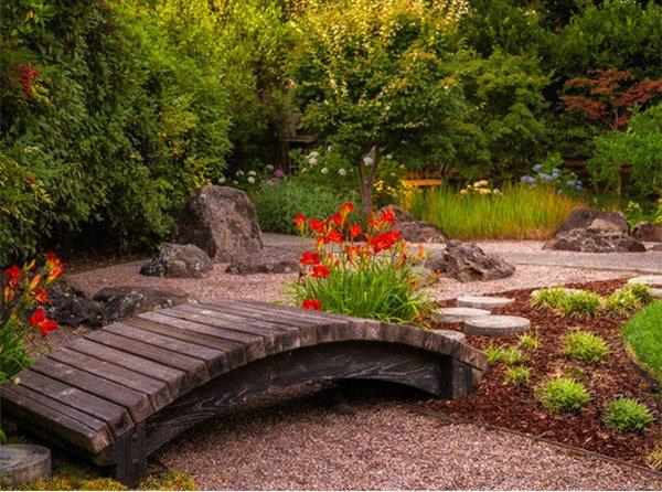 Garden Kikuchi