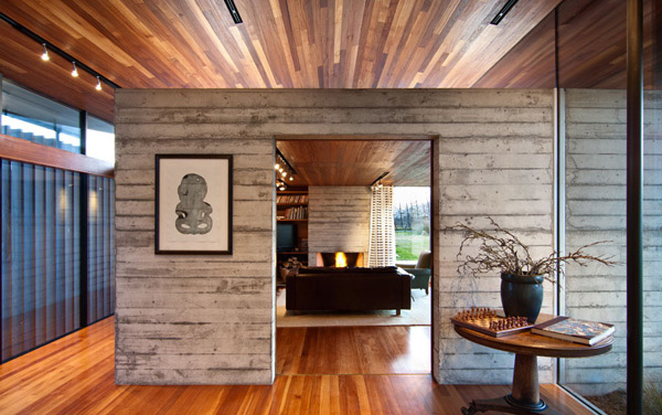 Wairau Valley House Interior 3