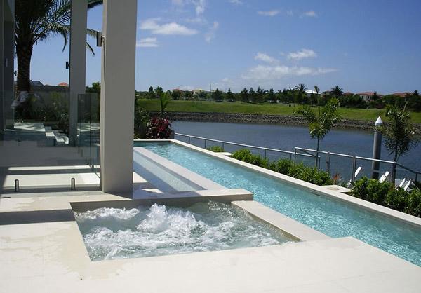 15 fascinating lap pool designs 13 15 fascinating lap pool designs